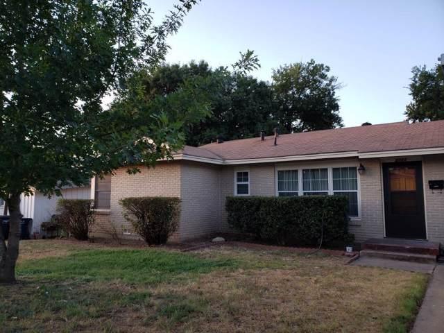 2721 Cordone Street, Fort Worth, TX 76133 (MLS #14168684) :: Vibrant Real Estate
