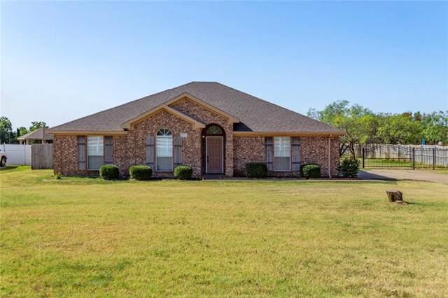 2837 N Crowley Cleburne Road, Crowley, TX 76036 (MLS #14168876) :: Vibrant Real Estate