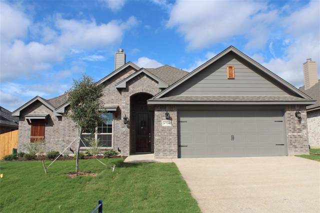 6724 Fire Dance Drive, Benbrook, TX 76126 (MLS #14169038) :: Potts Realty Group