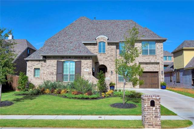504 Stratton Drive, Keller, TX 76248 (MLS #14169129) :: The Real Estate Station