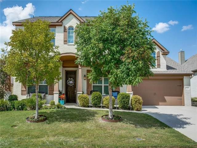 12016 Hathaway Drive, Fort Worth, TX 76108 (MLS #14169320) :: Kimberly Davis & Associates