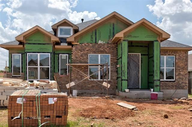 4109 Forrest Creek Court, Abilene, TX 79606 (MLS #14169390) :: The Paula Jones Team | RE/MAX of Abilene