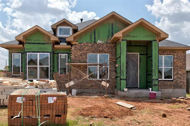 4109 Forrest Creek Court, Abilene, TX 79606 (MLS #14169390) :: The Mitchell Group