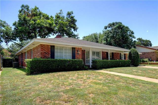 805 Bedford Court W, Hurst, TX 76053 (MLS #14169769) :: The Real Estate Station