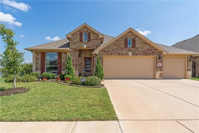 809 Longhorn Drive, Aubrey, TX 76227 (MLS #14170118) :: Real Estate By Design