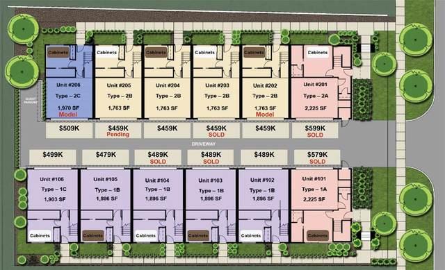 4545 Bowser Avenue #105, Dallas, TX 75219 (MLS #14170213) :: RE/MAX Pinnacle Group REALTORS