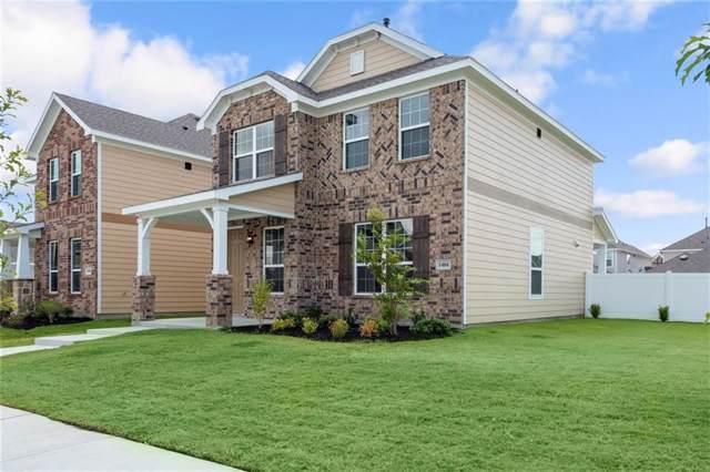 1404 Ellis Lane, Aubrey, TX 76227 (MLS #14170305) :: Real Estate By Design