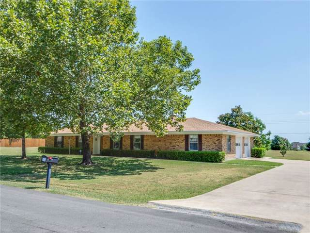 21 Hillview Drive, Heath, TX 75032 (MLS #14170372) :: The Real Estate Station
