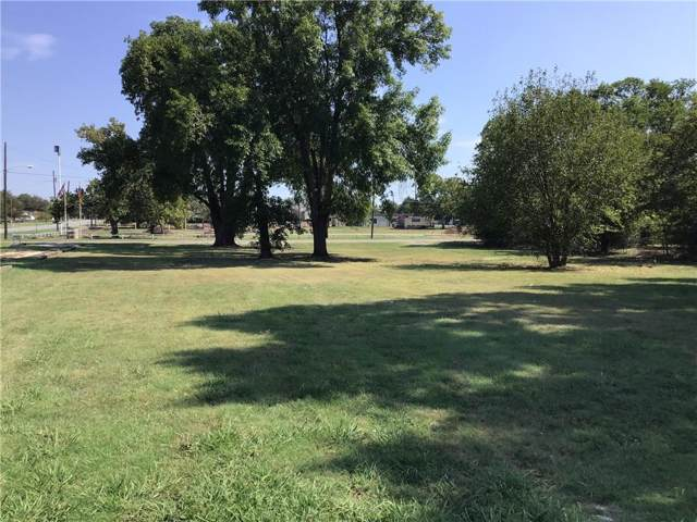 104 N Main Street, Godley, TX 76044 (MLS #14170552) :: Baldree Home Team