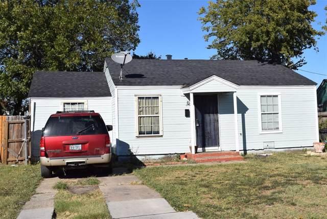 1213 E Devitt Street, Fort Worth, TX 76110 (MLS #14170712) :: North Texas Team | RE/MAX Lifestyle Property