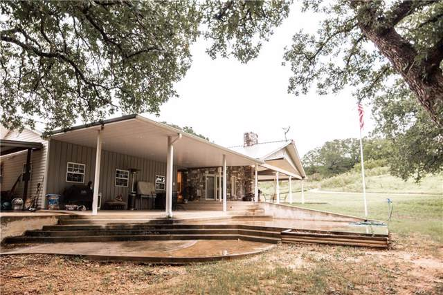105 Fairway Drive, Nocona, TX 76255 (MLS #14170809) :: The Heyl Group at Keller Williams