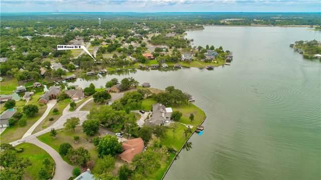 608 Kiowa Drive E, Lake Kiowa, TX 76240 (MLS #14170869) :: Real Estate By Design