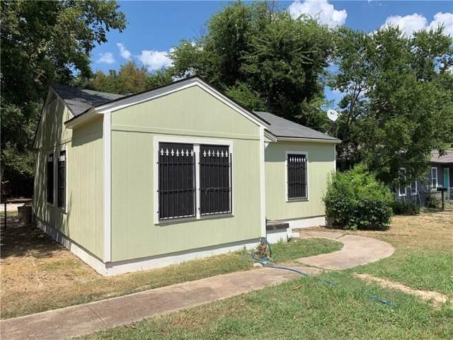 3102 Kellogg Avenue, Dallas, TX 75216 (MLS #14170944) :: Century 21 Judge Fite Company
