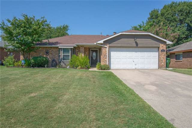 5413 Briar Lane, Flower Mound, TX 75028 (MLS #14171166) :: Real Estate By Design