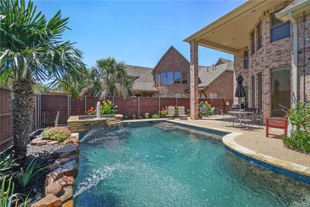 1406 Luckenbach Drive, Allen, TX 75013 (MLS #14171202) :: Kimberly Davis & Associates