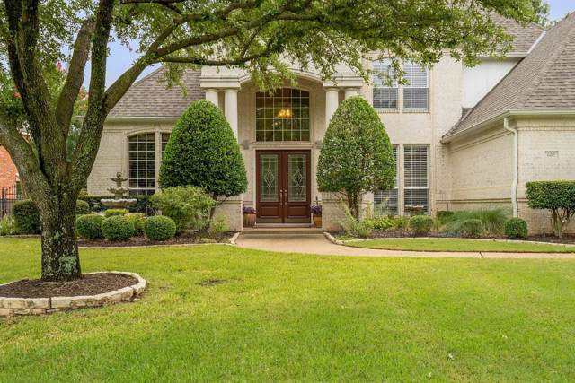 605 Aberdeen Way, Southlake, TX 76092 (MLS #14171254) :: All Cities Realty