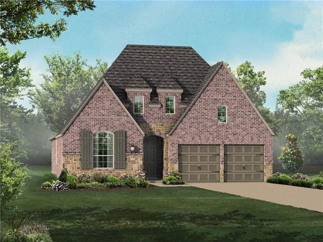950 Lone Grove Lane, Prosper, TX 75078 (MLS #14171845) :: Real Estate By Design