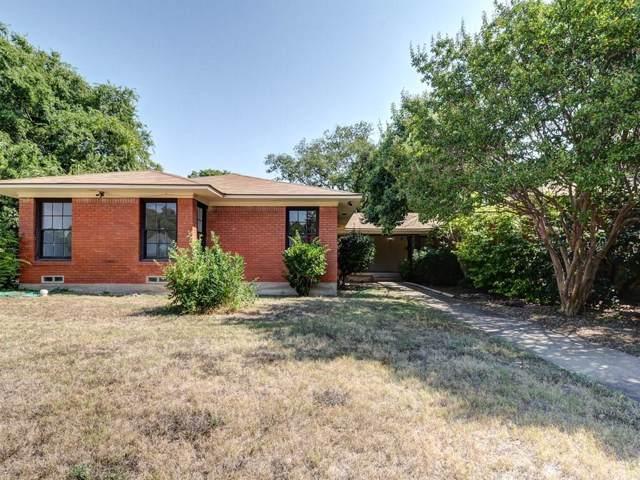 1761 Mariposa Drive, Dallas, TX 75228 (MLS #14171874) :: HergGroup Dallas-Fort Worth