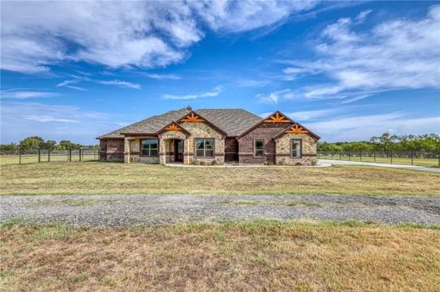 1010 Turkey Meadows Lane, Weatherford, TX 76088 (MLS #14172018) :: HergGroup Dallas-Fort Worth