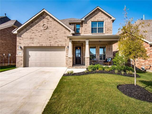 14701 Spitfire Trail, Fort Worth, TX 76262 (MLS #14172246) :: Century 21 Judge Fite Company