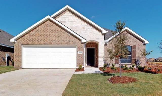5808 Melville Lane, Forney, TX 75126 (MLS #14172318) :: RE/MAX Town & Country