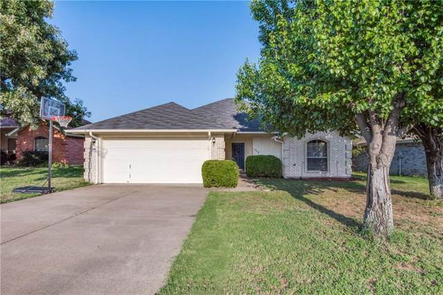 117 Saint James Court, Rhome, TX 76078 (MLS #14172584) :: The Hornburg Real Estate Group
