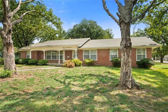 2400 Mayo Street, Commerce, TX 75428 (MLS #14172697) :: All Cities Realty