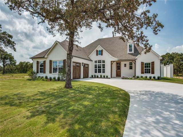 197 Louisville Circle, Jacksboro, TX 76458 (MLS #14172766) :: The Kimberly Davis Group