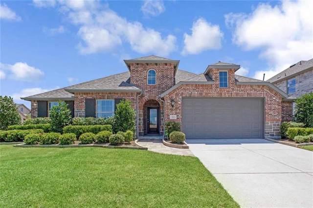 824 Langholm Drive, Celina, TX 75009 (MLS #14173029) :: Real Estate By Design