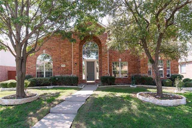 3412 Matagorda Springs Drive, Plano, TX 75025 (MLS #14173074) :: Kimberly Davis & Associates