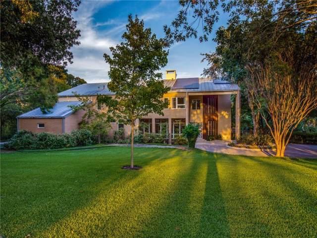 11322 E Ricks Circle, Dallas, TX 75230 (MLS #14173226) :: Robbins Real Estate Group