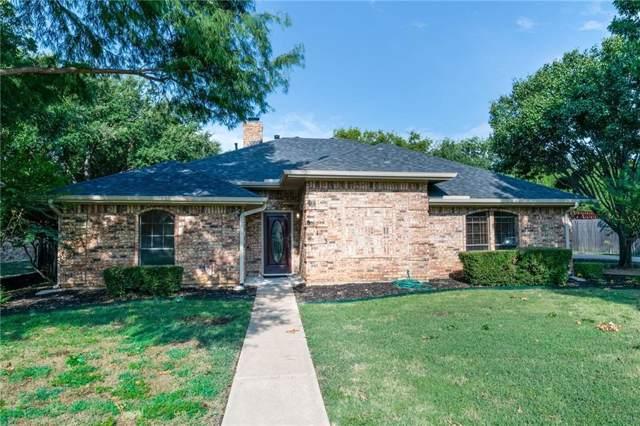 513 Willow Way, Highland Village, TX 75077 (MLS #14173247) :: Baldree Home Team
