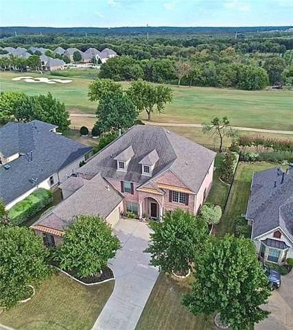 828 Thomas Crossing Drive, Fort Worth, TX 76028 (MLS #14173282) :: Lynn Wilson with Keller Williams DFW/Southlake