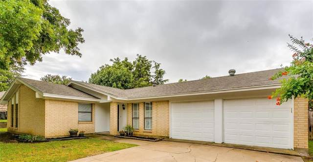6904 Trail Lake Drive, Fort Worth, TX 76133 (MLS #14173435) :: RE/MAX Landmark