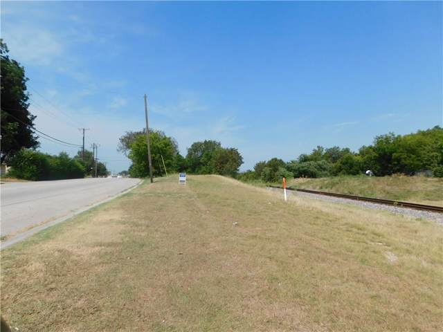 100 Carver Street, Mesquite, TX 75149 (MLS #14173448) :: RE/MAX Town & Country