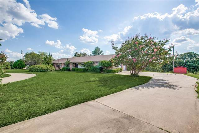 2729 Hill Lane, Cleburne, TX 76031 (MLS #14173561) :: The Heyl Group at Keller Williams