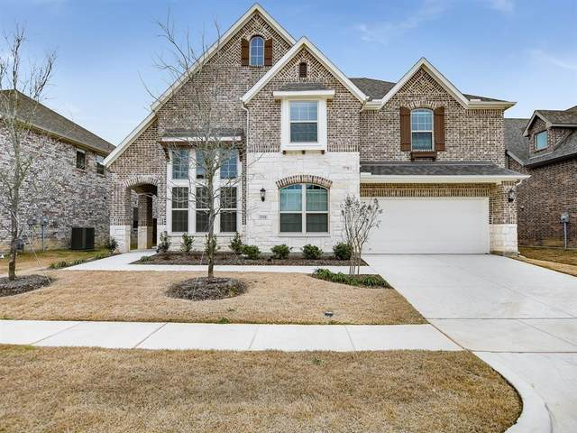 2116 Millwall Drive, Mckinney, TX 75071 (MLS #14173736) :: Potts Realty Group