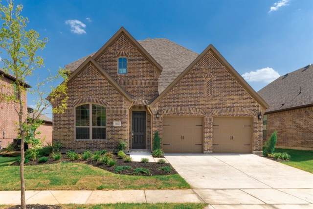 16329 Amistad Avenue, Prosper, TX 75078 (MLS #14174249) :: Real Estate By Design