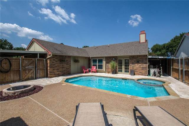 6849 Younger Drive, The Colony, TX 75056 (MLS #14174332) :: The Heyl Group at Keller Williams