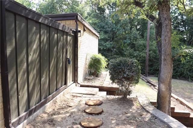 4665 Country Creek Drive #1157, Dallas, TX 75236 (MLS #14174344) :: Kimberly Davis & Associates