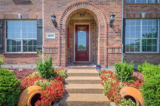 1035 Pinehurst Drive, Rockwall, TX 75087 (MLS #14174559) :: Kimberly Davis & Associates