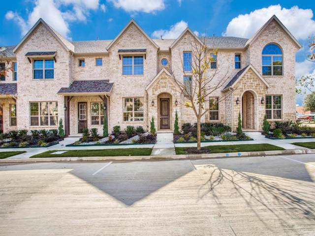 2233 Pinnacle Lane, Flower Mound, TX 75028 (MLS #14174985) :: Real Estate By Design