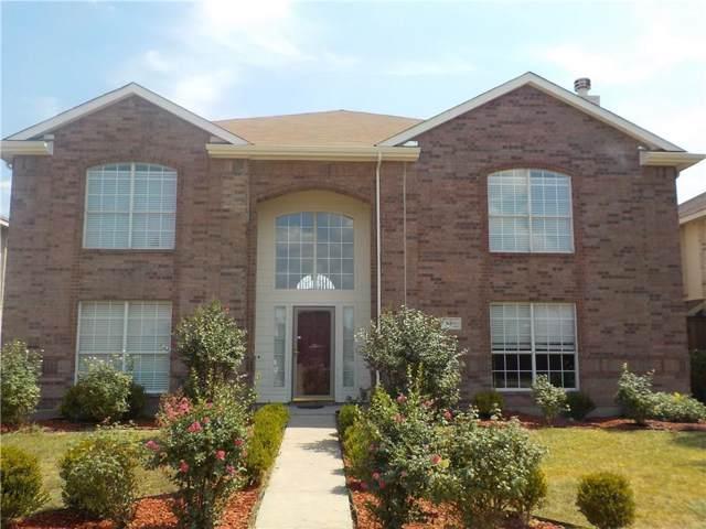 520 Bald Cypress Drive, Lancaster, TX 75146 (MLS #14175084) :: Lynn Wilson with Keller Williams DFW/Southlake