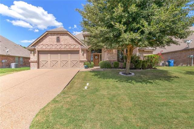 105 Bordeaux Drive, Aledo, TX 76008 (MLS #14175148) :: Potts Realty Group