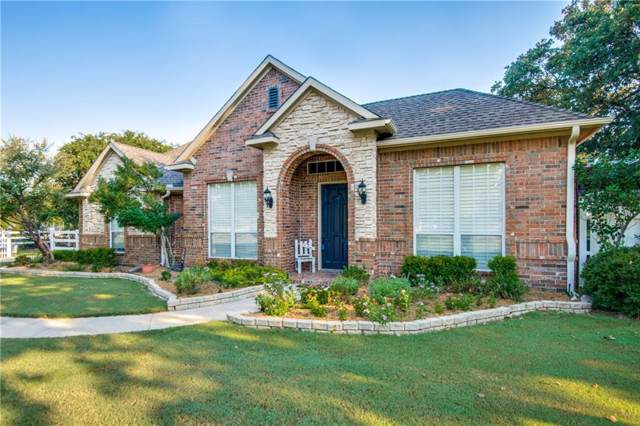 140 Timberleaf Court, Double Oak, TX 75077 (MLS #14175196) :: Baldree Home Team