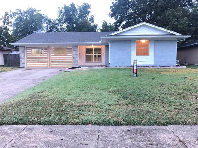 518 Melrose Drive, Richardson, TX 75080 (MLS #14175227) :: The Real Estate Station