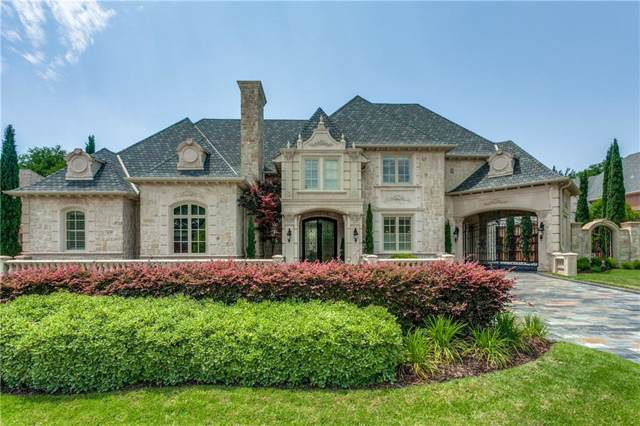 639 Stratford Lane, Coppell, TX 75019 (MLS #14175487) :: Hargrove Realty Group