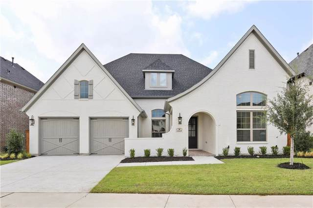 13629 Woodford Lane, Frisco, TX 75035 (MLS #14175545) :: The Real Estate Station