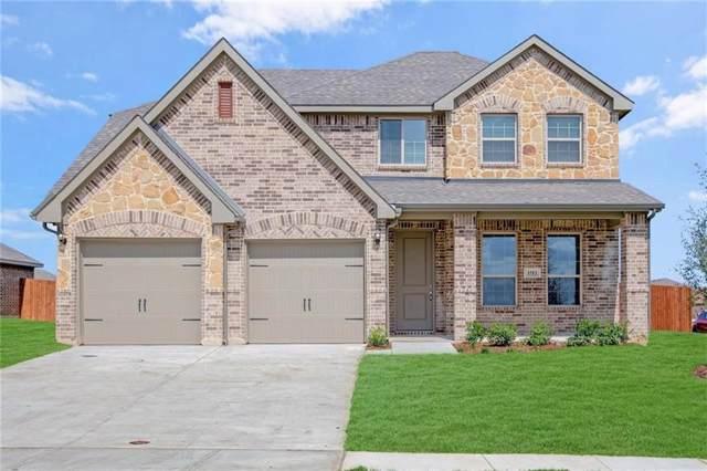 1513 Radecke, Krum, TX 76249 (MLS #14175630) :: RE/MAX Town & Country