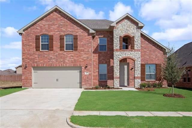 1479 Radecke, Krum, TX 76249 (MLS #14175653) :: RE/MAX Town & Country
